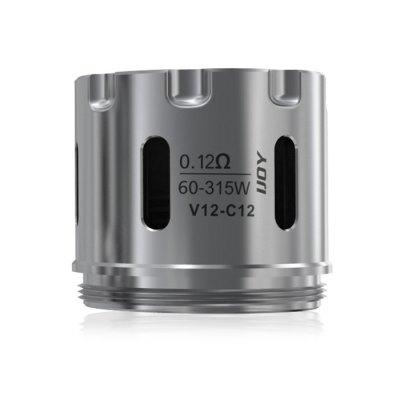 Original IJOY V12 - C12 0.12 ohm Coil for MAXO V12 ( 3pcs )
