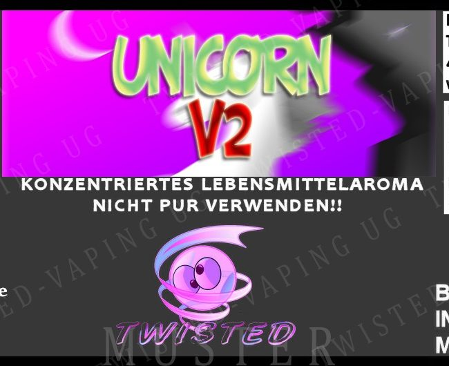 Twisted-Flavors-Aroma-Unicorn-V2-10ml
