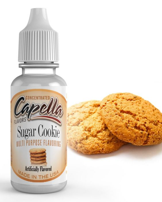 sugar cookie capella