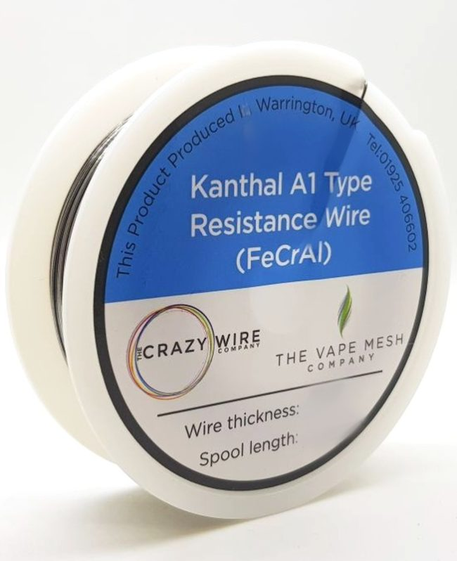 Crazy-Wire-σύρμα-Kanthal-A1