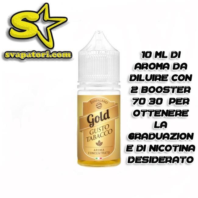 Gold Tabacco